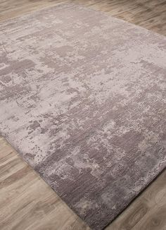 Exquisite texture and a lustrous distressed look perfect this strikingly modern rug by Jaipur. Each piece is carefully crafted from hand-carded wool and the designer's art silk viscose, then finished with a subtle sheen. Contemporary Rugs, Modern Rugs, Jaipur Rugs, Rugs Online, Restoration Hardware, Rug Runner, Home Furniture, Area Rugs, House Design