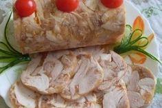 Kuracia roláda vo fľaši: v obchodoch to určite nenájdete! Fish Recipes, Chicken Recipes, Easy Healthy Recipes, Easy Meals, Good Food, Yummy Food, Russian Recipes, Recipe For 4, Appetisers
