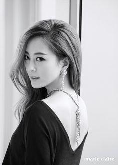 Han Ye-seul // Marie Claire Korea