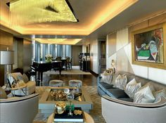 The Knightsbridge Penthouse
