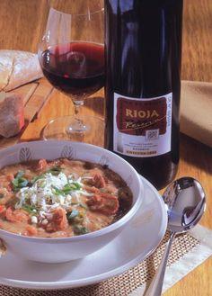 Kartoffeleintopf à la Rioja