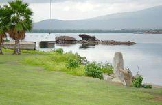 USS Utah Memorial on Ford Island, Pearl Harbor, Honolulu, Ohau, Hawaii