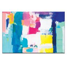 Summer Colours 2   Kirsten Jackson   Canvas PrintThe Block Shop - Channel 9