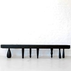 Imbadu Bench Black edition-Imbadu is a term used when a community of people come together to discuss or solve a common problem witin their immediate community. This concept inspired the Imdadu bench where different elements are used to solve a problem of