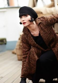 Miss Fisher and Friends — So when we alighted on the Phryne Fisher murder...
