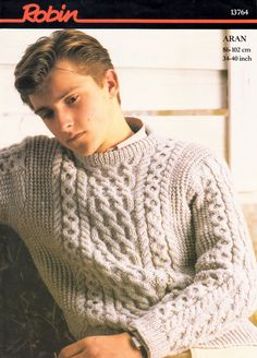 mens-aran-10-ply-sweater-jumper