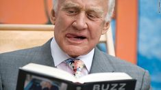 Seven great reads about space Buzz Aldrin, Bibliophile, Heavenly, Space, Reading, Floor Space, Word Reading, Reading Books, Libros