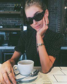 """""""Mi piace"""": 106.5 mila, commenti: 305 - elsa hosk (@hoskelsa) su Instagram: """"Coffee with bae @elizabethsulcer """""""