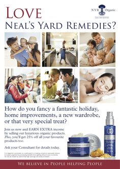 Become a Neal's Yard Remedies Consultant