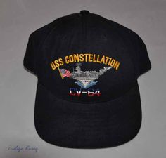 US Navy Collectable Military Ball Caps Hats New condition Quality Caps by IndigoRosey on Etsy