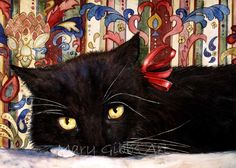 Cats | Mary Gibbs Art
