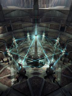 Cámara del Acelerador en Illenium