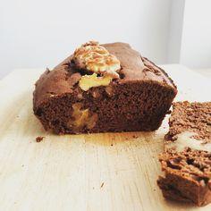Deze choconutty cake is een ware treat en ook nog eens gezond. Na het bakken snijd je de cake in plakjes en kun vries je ze per stuk in. Ideale foodprep!