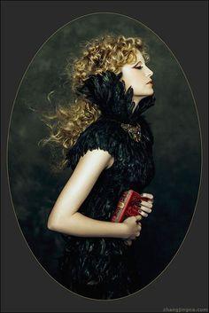 Motherland Chronicles 25 - Raven Girl by Zhang Jingna