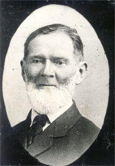 Zaddock Judd, Mayor, coroner, postal worker, etc.  Kanab, UT 1880's