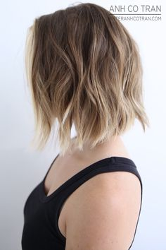 MOVEMENT. Cut/Style: Anh Co Tran • IG: @anhcotran • Appointment inquiries please call Ramirez|Tran Salon in Beverly Hills at 310.724.8167.