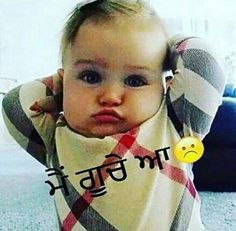 hmm oh v bhot. Punjabi Jokes, Punjabi Funny, Wish Quotes, Me Quotes, Hindi Quotes, Impress Quotes, Girls Status, Swag Quotes, Baby Words