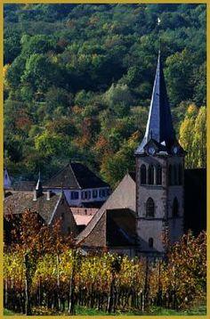 Medieval Village of Boersch ~ Alsace