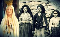 The 5 Prayers Revealed at Fatima that Every Catholic Should Know  Most Holy Trinity, I adore Thee!