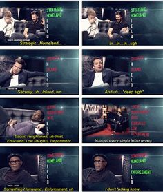 """MARVEL Quiz: """"What does S.H.I.E.L.D. stand for?"""" - with the cast of """"Captain America: The Winter Soldier"""""""