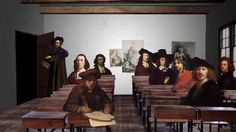 Rembrandt's Late Pupils - Studying under a Genius