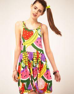 Lazy Oaf Mixed Fruit Dress
