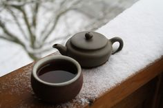 Tea and Snow