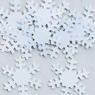 Our White Snowflake Confetti has the look of white metallic flakes of snow. Each package of White Snowflake Confetti includes ounce of plastic confetti. Snowflake Party, Snowflake Decorations, Christmas Party Decorations, White Snowflake, Balloon Decorations, Snowflakes, Christmas Decor, Christmas Ideas, Confetti Bags