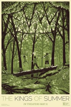 The Kings of Summer by Jordan Vogt-Roberts, 2013