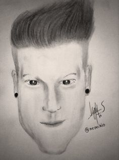 This is my drawing of Scott Hoying. One of Pentatonix's member. He's a singer and an awesome person. Love Him!