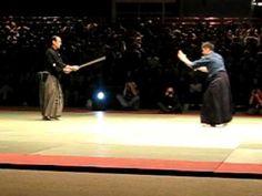 Kuroda Senseï kenjutsu part 2 - YouTube