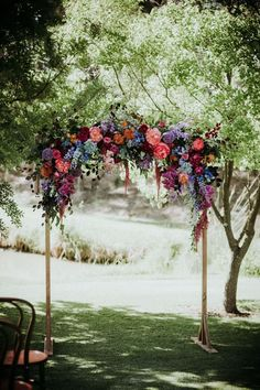 Arche florale #garlandofflowers Arche florale