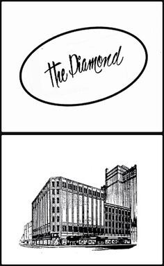 The Diamond Department Store | Charleston, WV...where my wedding dress was bought in 1983