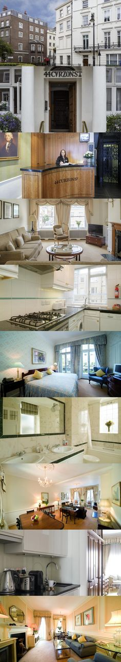 44 Curzon Street By Mansley Serviced Apartments Dating Back To 1908