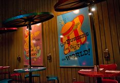 sci-fi dine-in theater disney's hollywood studios