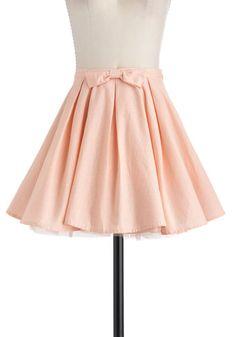 Curtsying Cutie Skirt | Mod Retro Vintage Skirts | ModCloth.com
