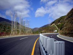 Misiryeong Penetrating Road, Korea   미시령 동서관통도로