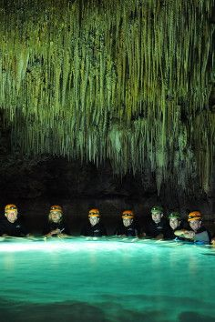 Take our unbelievable underground rivers tour and dare to explore the Riviera Maya's unique crystal museum.Río Secreto could very well be one of the great wonders of the world. Come and experience this stunning underground river with thousands of dramatic stalactites and stalagmites. It's like stepping back in time to witness something mysterious and truly spectacular.In this surreal locale near Playa del Carmen, you can observe natural history datin...
