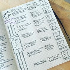 I decided to create an account just for my bullet journal and…