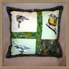 More Small Birds   Complete  All 3 Sizes  bfc-creations.com    (18 Designs)  Item# BFC311C $45