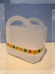 Tasche aus Kanister inkl. Anleitung / Bag made of canister incl. tutorial / Upcycling