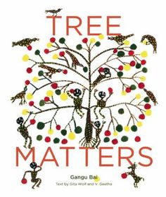 Placing a tree at a center of every page in this innovative and genre-bending picture book, Bai illustrates the world of the Bhil people, one of the largest indigenous communities in India.