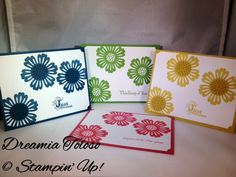 Mixed Bunches Stampin' Up!