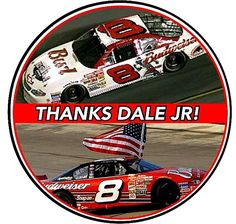 In honor of @dalejr and his last race in the 88 I will be using this photo! Dale has been one of the best respected and great drivers in the sport and will be missed! He also had an amazing dad Dale Sr who would be very proud of him! I'm happy for Dale and also wish him luck with the end of his career!! #dalejr #88 #nationwide #dalesr #monsterjam #nascar #f1 #drifting #racing #mechanic #art #legend #wraps #paint #schemes #Indianapolis #gravedigger #cars #trucks #mechanic #indi #wheelie…