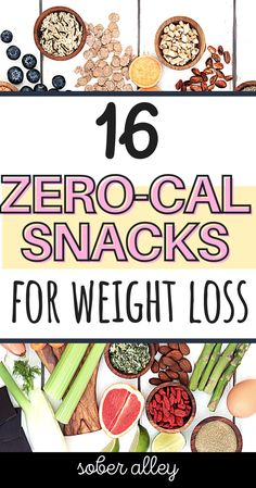 16 Zero-Calorie Snacks For Fast, Easy Weight Loss (Intermittent Fasting What To Eat) Lose Weight In A Month, Diet Plans To Lose Weight, Losing Weight Tips, Easy Weight Loss, How To Lose Weight Fast, Zero Calorie Foods, Weights For Beginners, Weight Loss Snacks, Intermittent Fasting