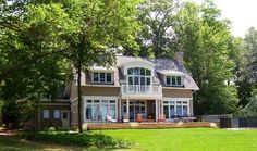 This LUXURY HOME is a fully furnished home located on the shores of Lake Michigan. An elegant home with a stunning array of windows filling this home with light and the views of the Lake are spectacular from almost ...