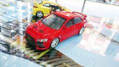 Mitsubishi Evolution 04