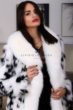 FUR COAT FOX Milano Fashion Pelze Pelzmantel FUCHS VOLPE FOURRURE Лиса МЕХ