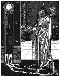 Harry Clarke ~ Tales of Mystery and Imagination by Edgar Allan Poe
