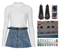 """""""2700."""" by a-colette ❤ liked on Polyvore featuring Topshop, Chicnova Fashion and Yves Saint Laurent"""